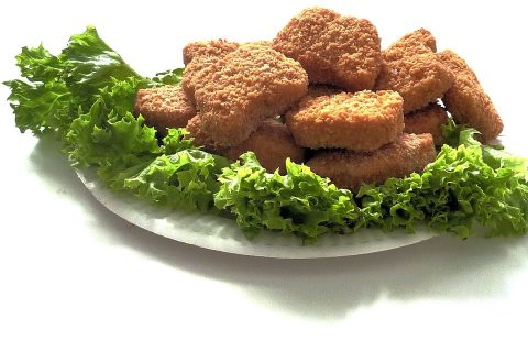 Baked Chicken Nuggets- Your Favorite Appetizer now Healthy