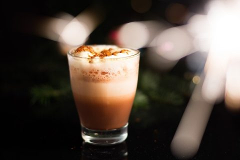 Cinnamon Hot Chocolate: Because Chocolates are Love