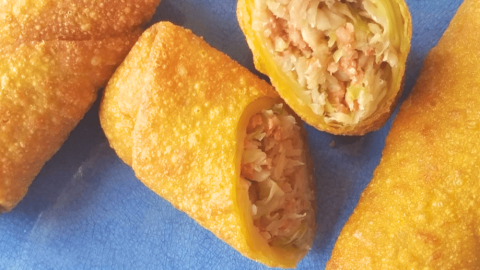 Egg Multigrain Roll: A High Protein-Low Carb Recipe for PCOS