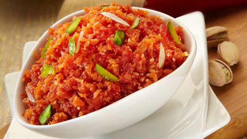Healthy Gajar Halwa: A Sweet Cheat for PCOS