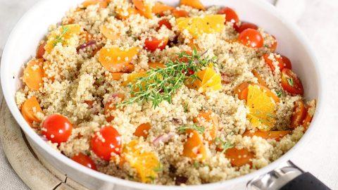 Tawa Quinoa: A Crunchy Healthy Recipe for PCOS