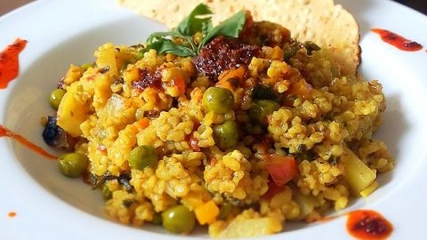 Millet Khichdi: A Tastier Version of your Boring Khichdi