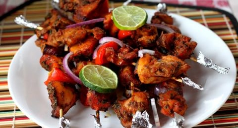 Peppery Chicken Tikka: A Protein Rich Appetizer for PCOS