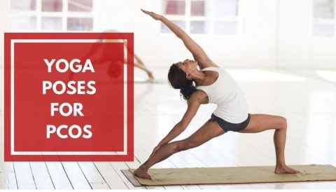5 Yoga Poses to alleviate PCOS